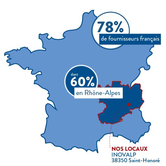 poêle granules français ; poêle bois français ; poêle pellet français ; industrie française