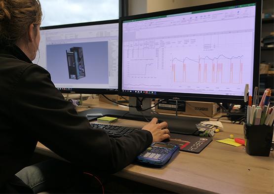 les poêles à granulés hoben sont équipés du meilleur de la technologie, grâce à un service Recherche et Développement à la pointe
